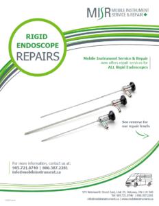 MISR Rigid Endoscope Flyer